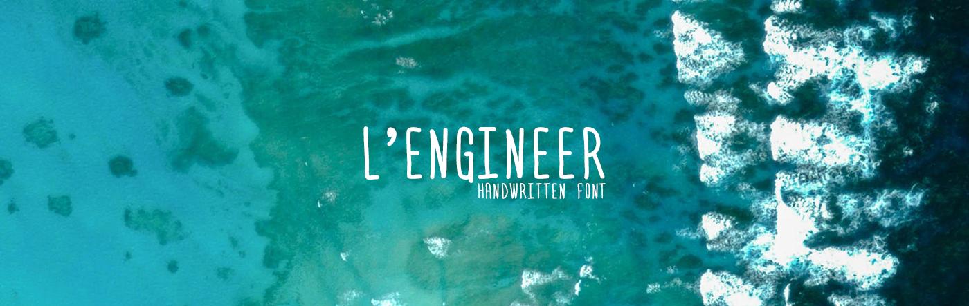 LEngineer Font