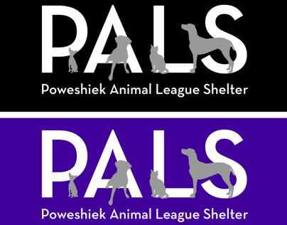 Poweshiek Animal League Shelter Logo