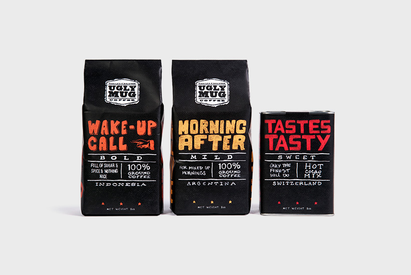 Ugly Mug Coffee: A Conceptual Redesign