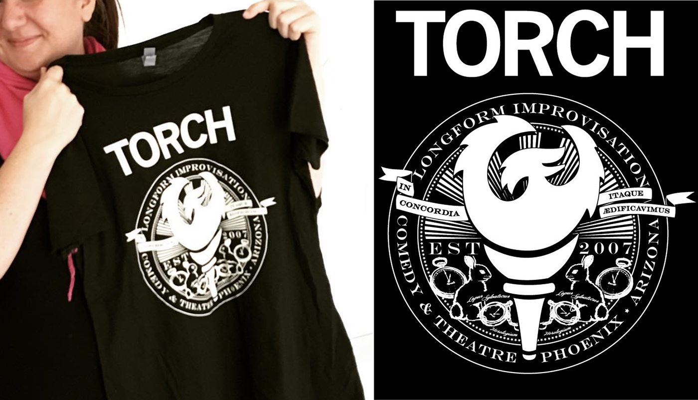 The Torch Theatre Rebrand
