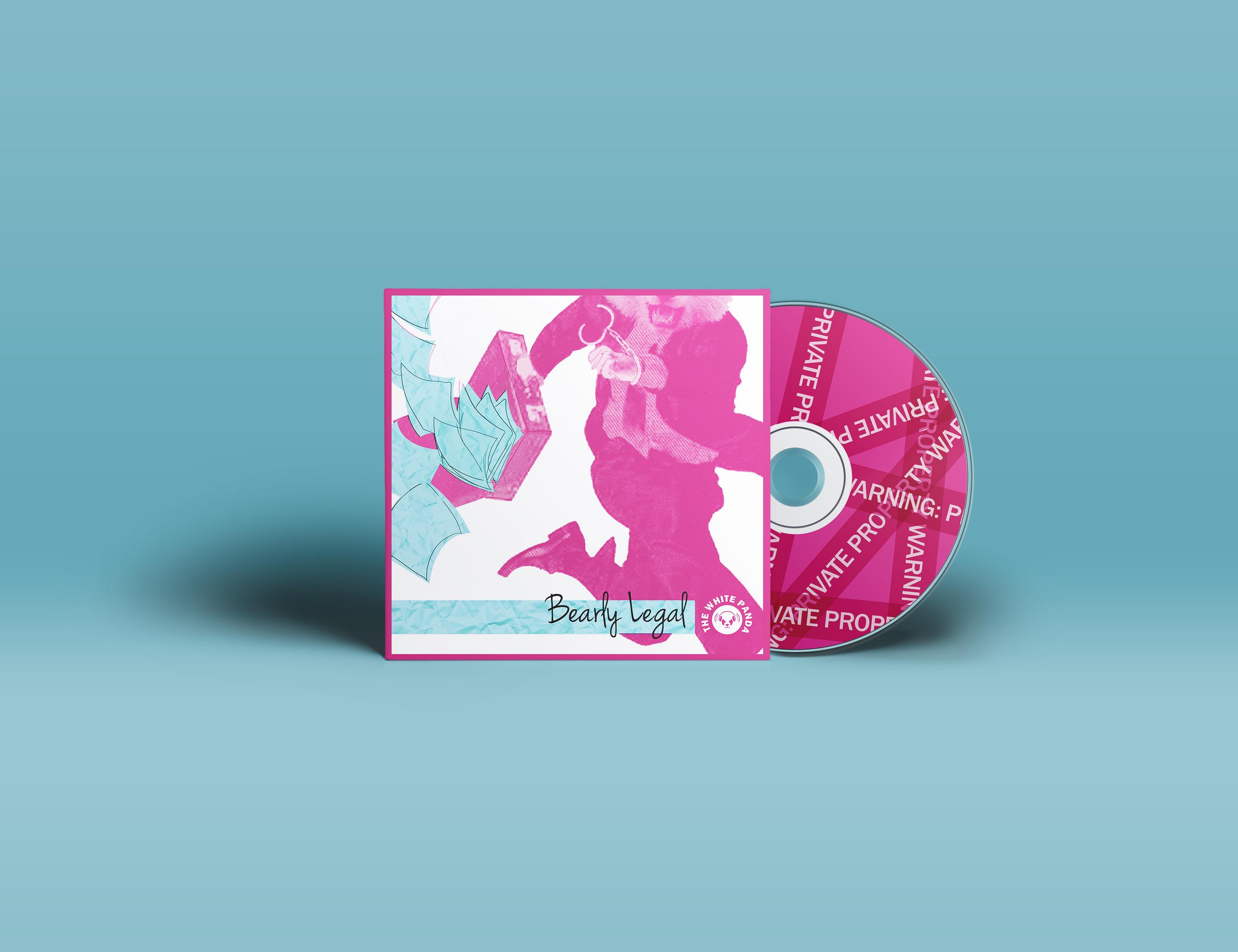 Bearly Legal | Album Art