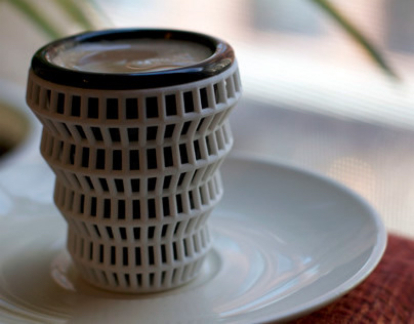 Wireframe Cup