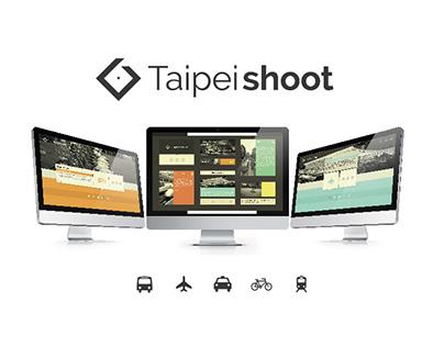 TaipeiShots / UI Concepts