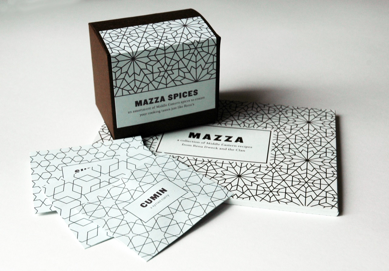 Mazza Recipe Book