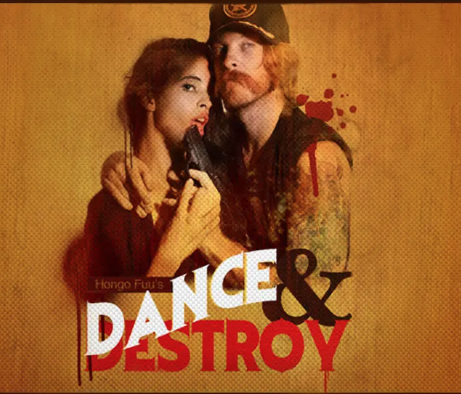 Music Video: Dance and destroy Hongo Fuu