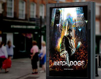 Watch Dogs - Fan Art