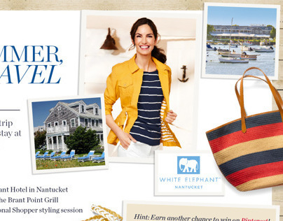 TALBOTS | Facebook Nantucket Sweepstakes
