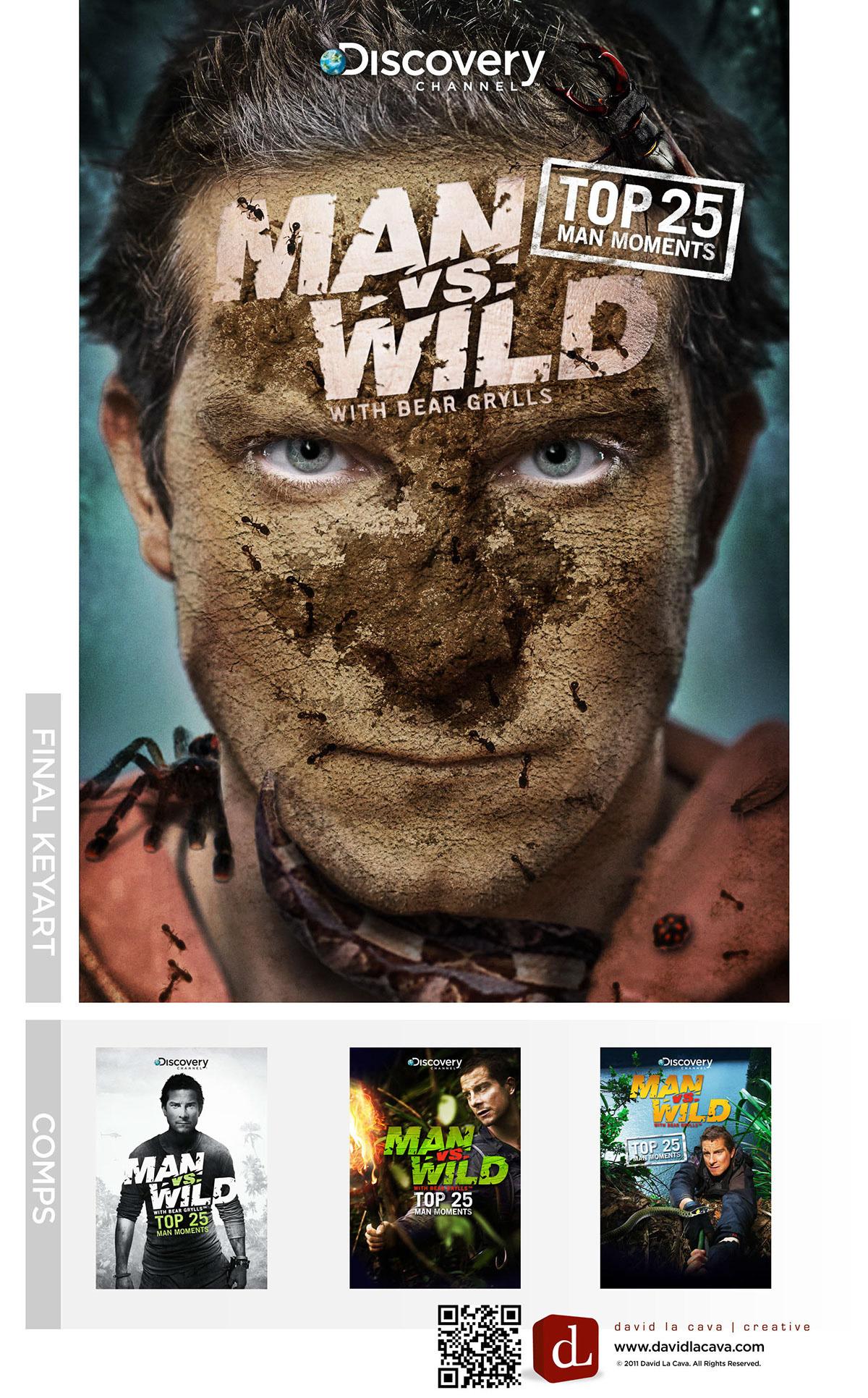 Man Vs Wild With Bear Grylls Top 25 Man Moments