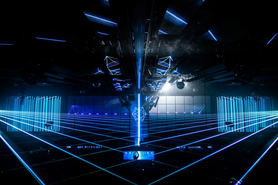 Light Nightclub- Multimedia Direction