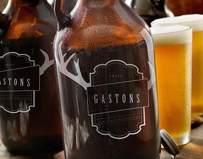 Three Gastons Brewery