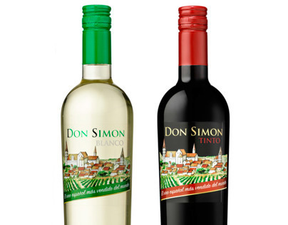 Don Simon wine