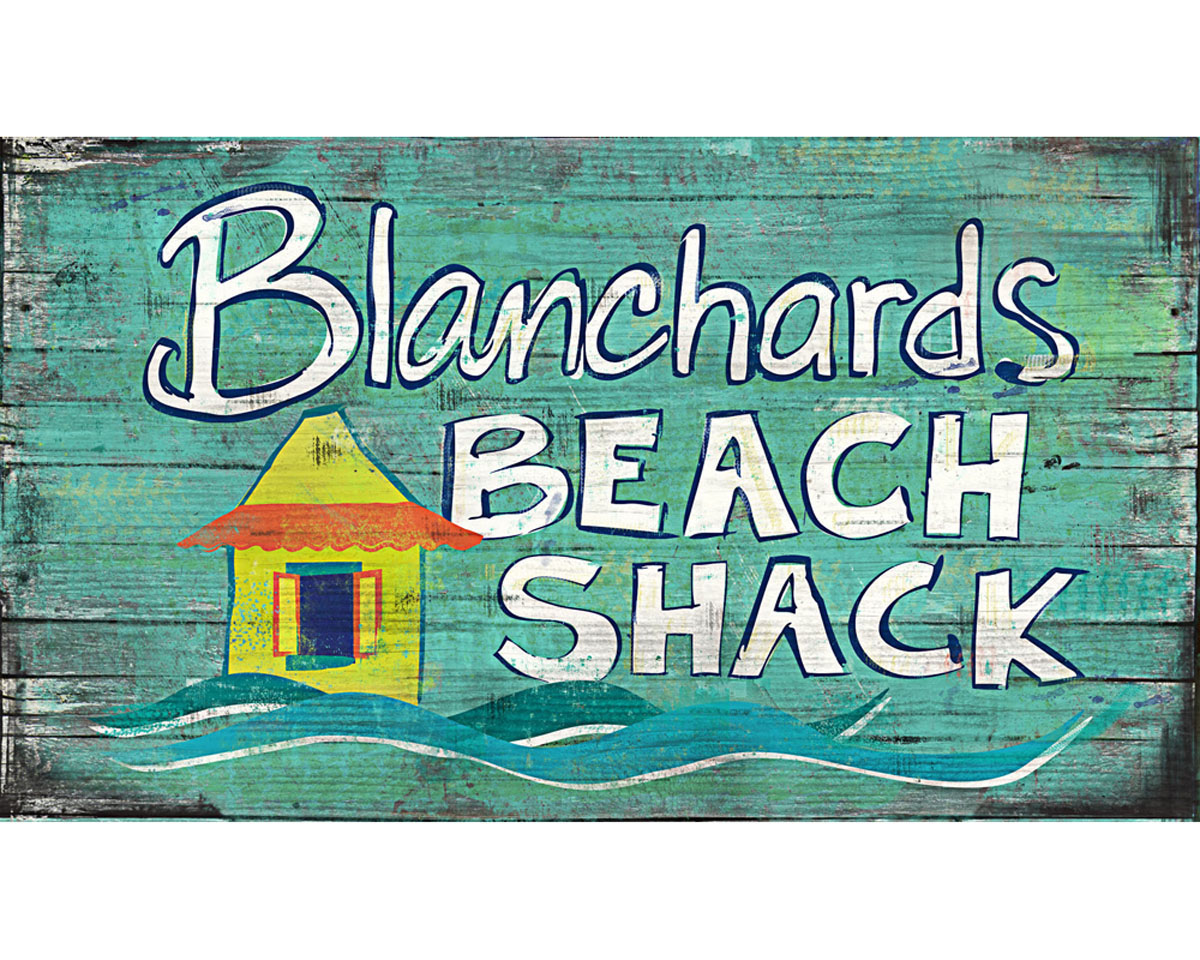 Caribbean Beach Shack