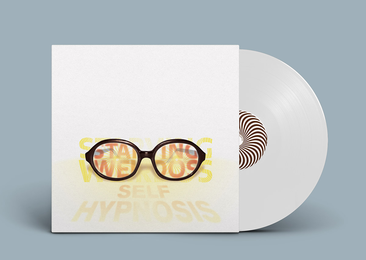 Starving Weirdos Self-Hypnosis 2xLP