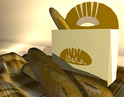My Students Work, Package Design, 3D Visualization
