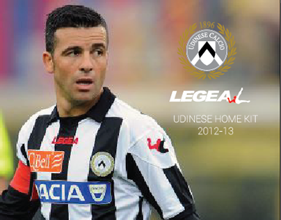 Udinese Calcio Home Kit 2012-13