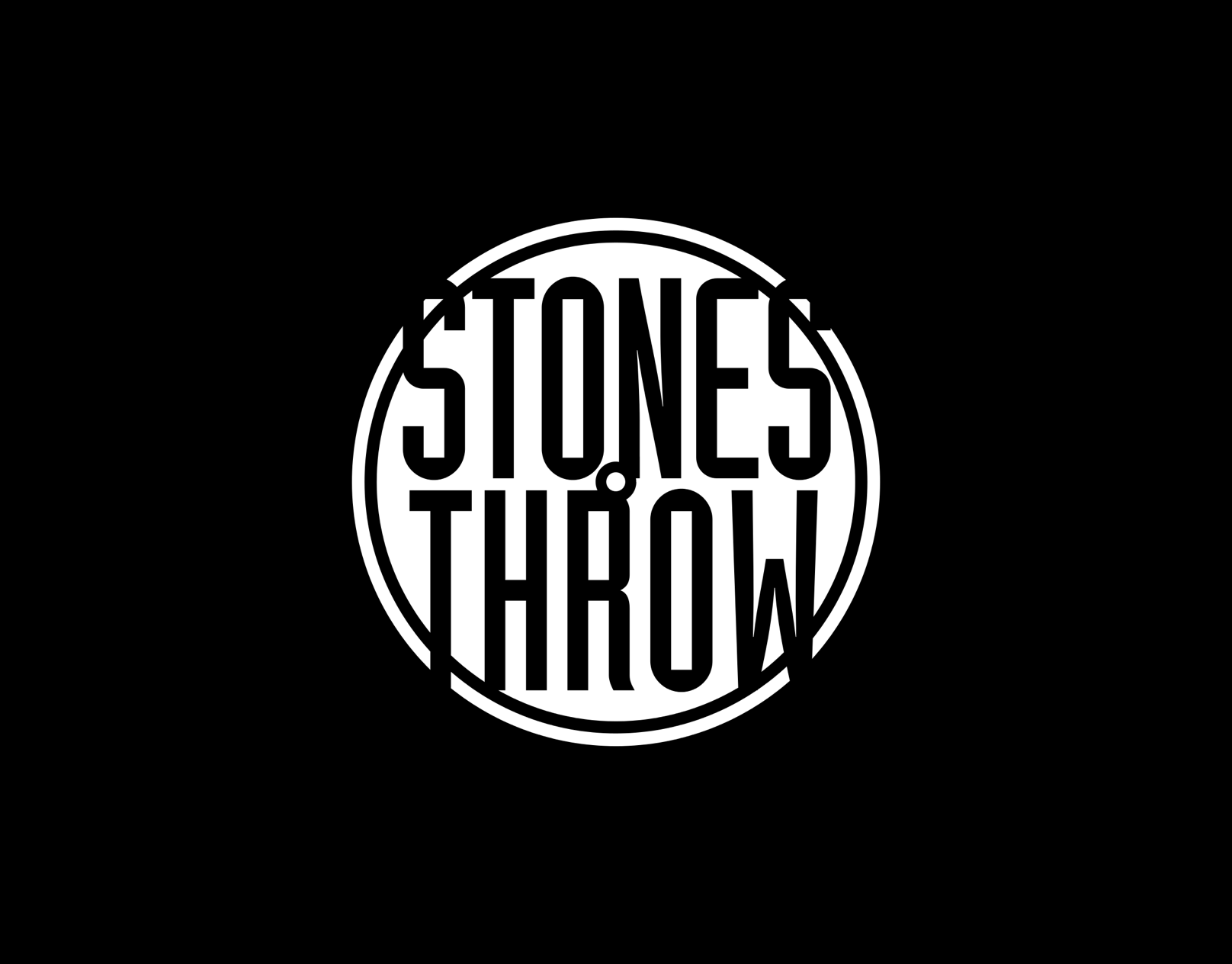 STONES THROW / documentary poster