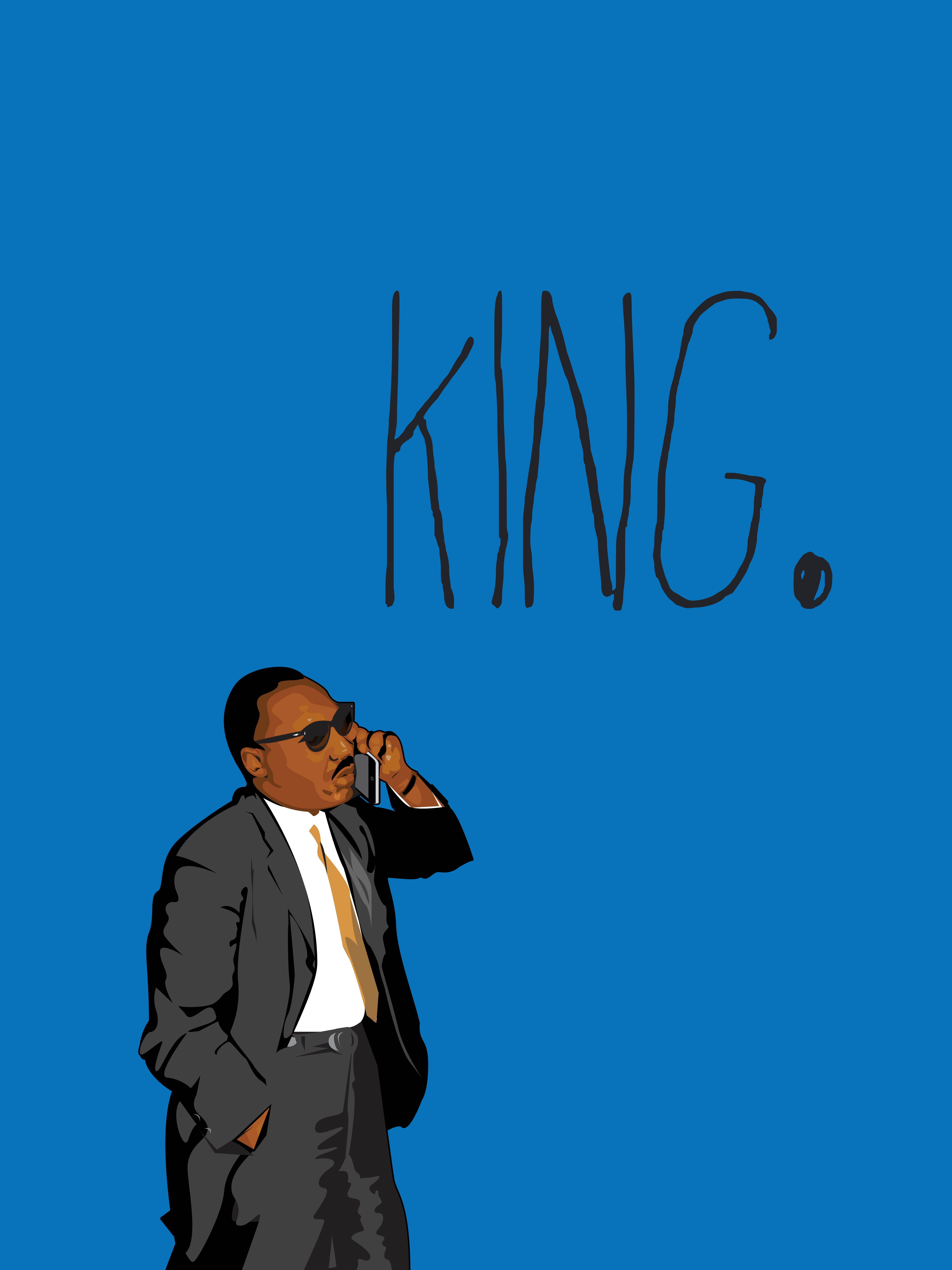 MLK ill (The Cool is Infinite Series)