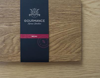 Gourmance / identity