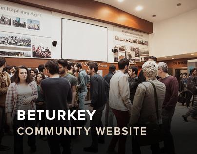 BeTurkey Websites