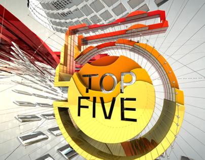 Opening Top Five - international news presstv