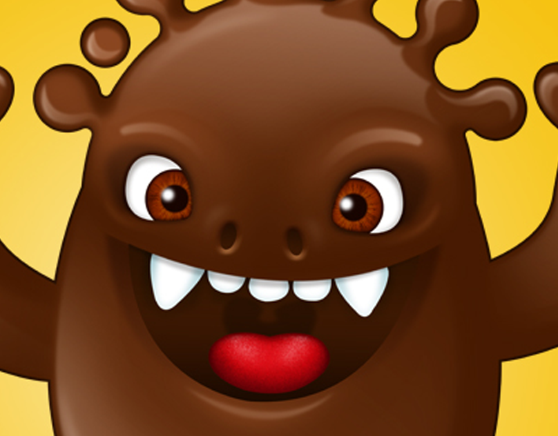 Chocolate Monster ©, Brand, Package & Character Design