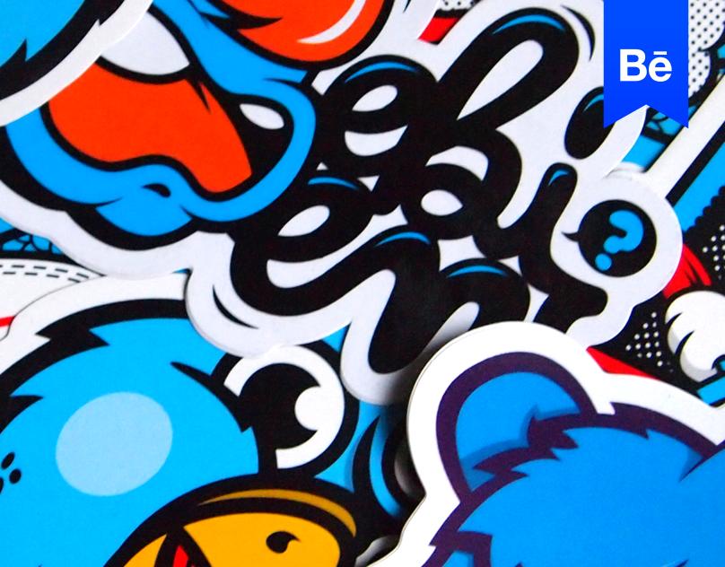 Assorted Sticker Pack