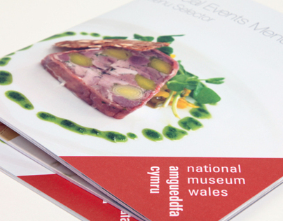 Brochure Design - National Museum Cardiff