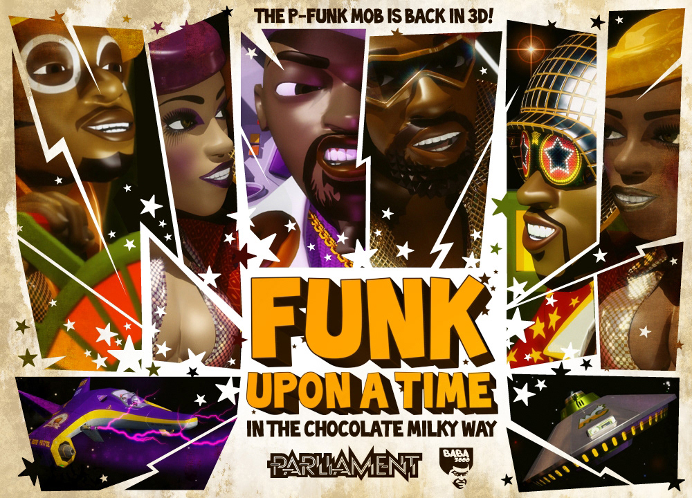 Trailer - Funk Upon A Time