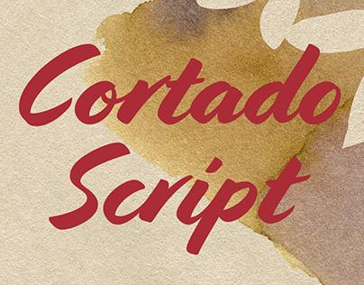 Carlstedt Script typeface for Aldo