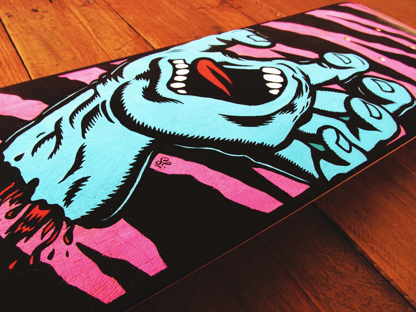 Skate art decks Vol.2
