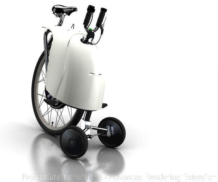 Zig Zag (One-person electric vehicle)
