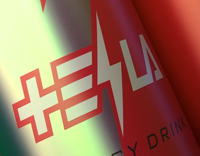 Tesla Energy Drink