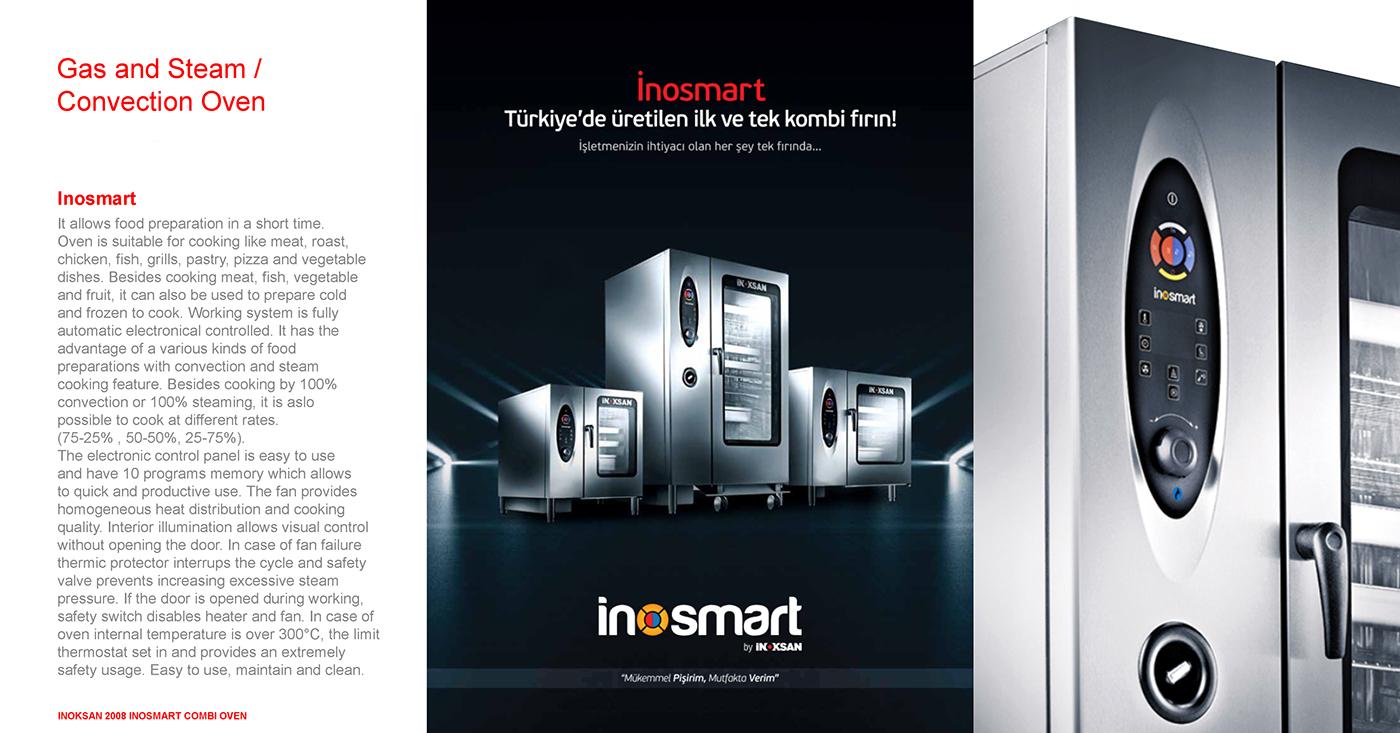 INOKSAN / Gas Combi Oven 2008