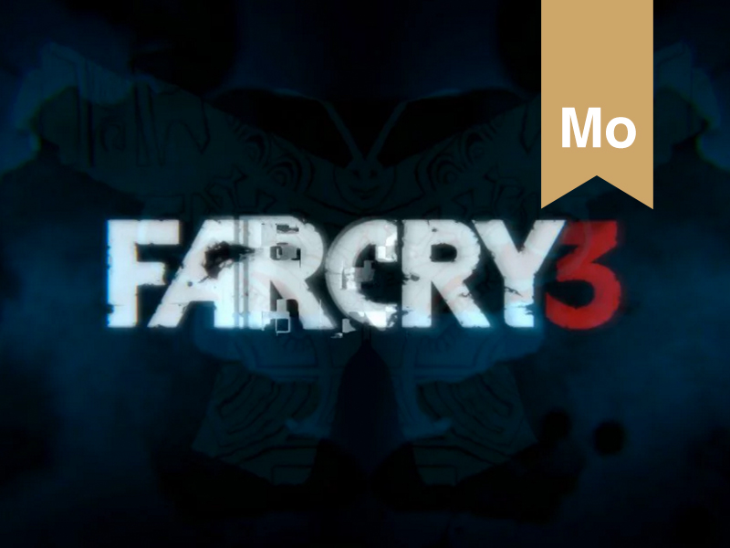 FAR CRY 3 MOTION DESIGN