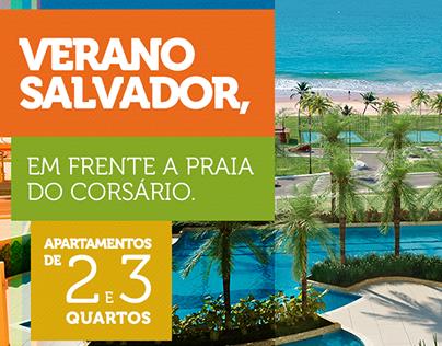 Campanha Verano Salvador - Tecnisa