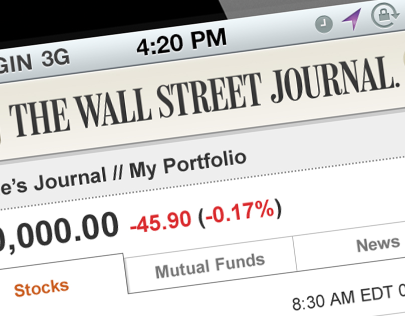The Wall Street Journal Portfolio