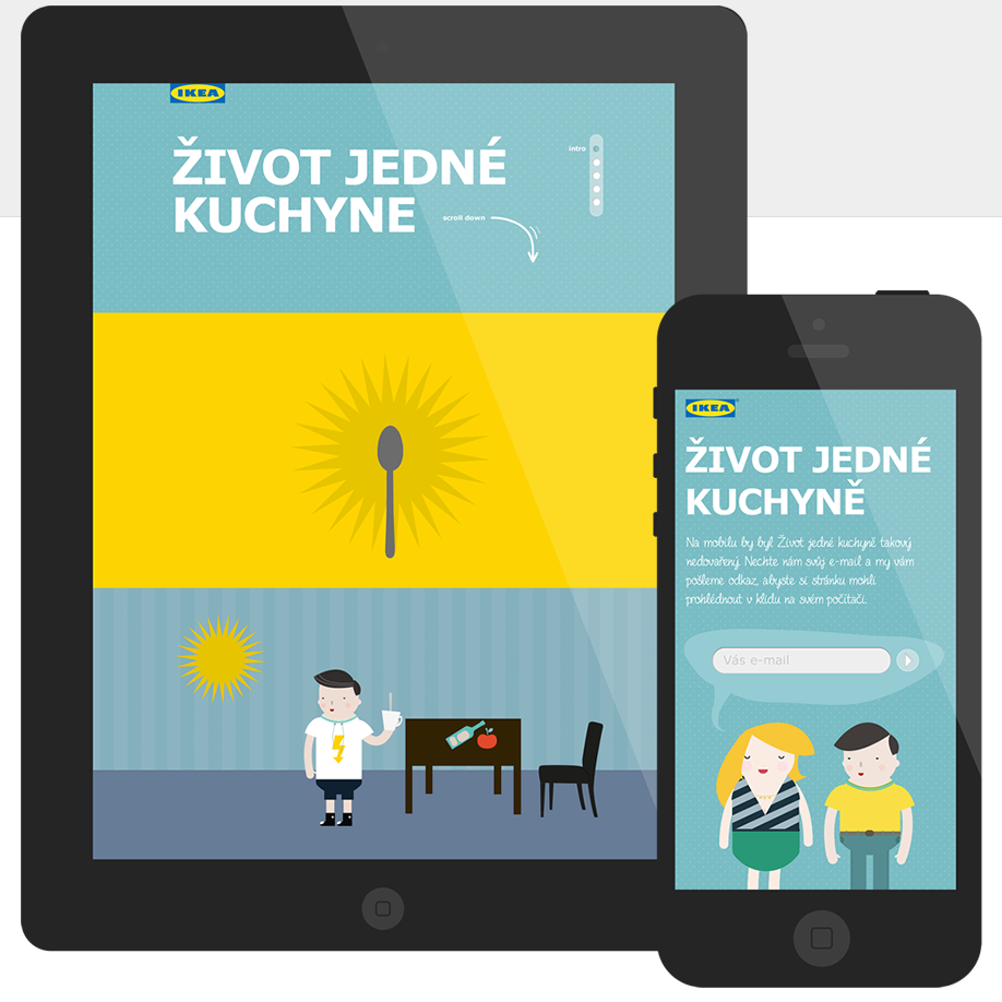 IKEA KITCHEN / WEBSITE