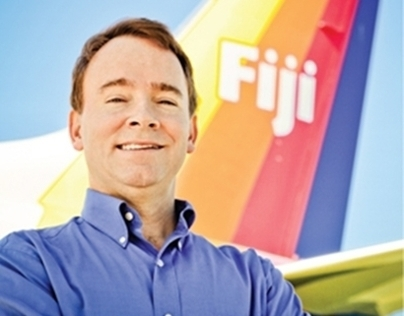 Dave Pflieger Hails New Executive for Tourism Fiji