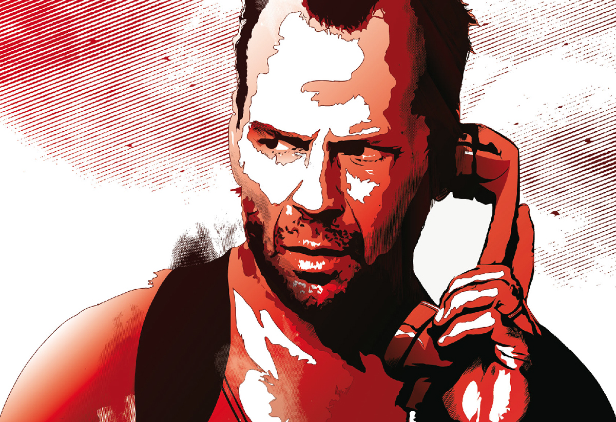 Die Hard, alternative poster