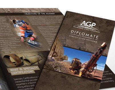 Geoprofessionals Brochure