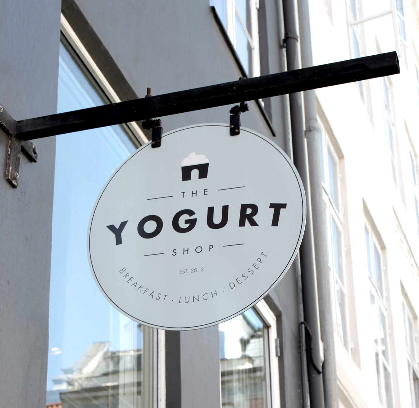 The Yogurt Shop