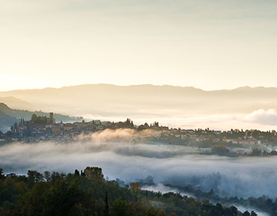 Lands of Tuscany: The Serchio Valley