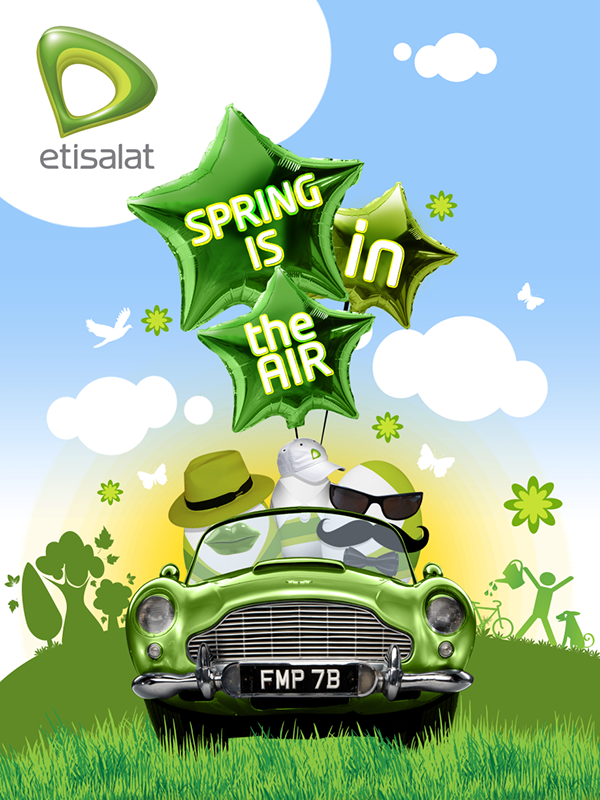 Etisalat (Spring Is In The Air)