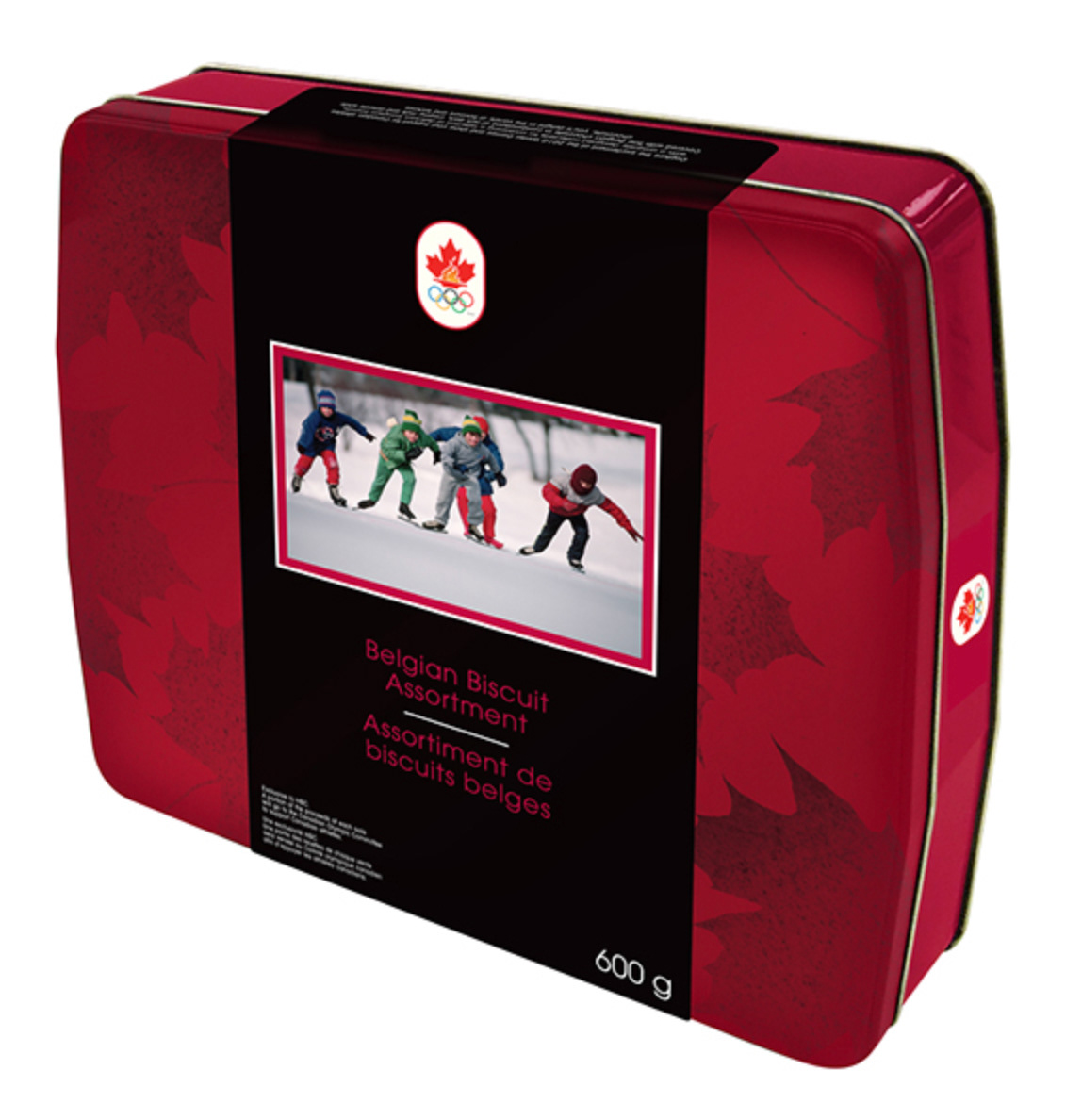 2010 HBC Olympic Biscuit Tin