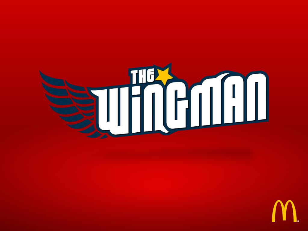 McDonalds - The Wingman