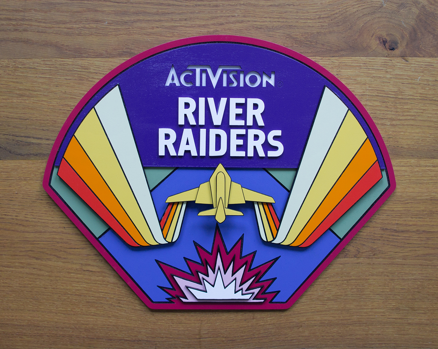 River Raiders Patch Remake