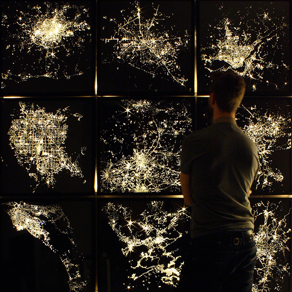 LIGHTSCAPES / ART