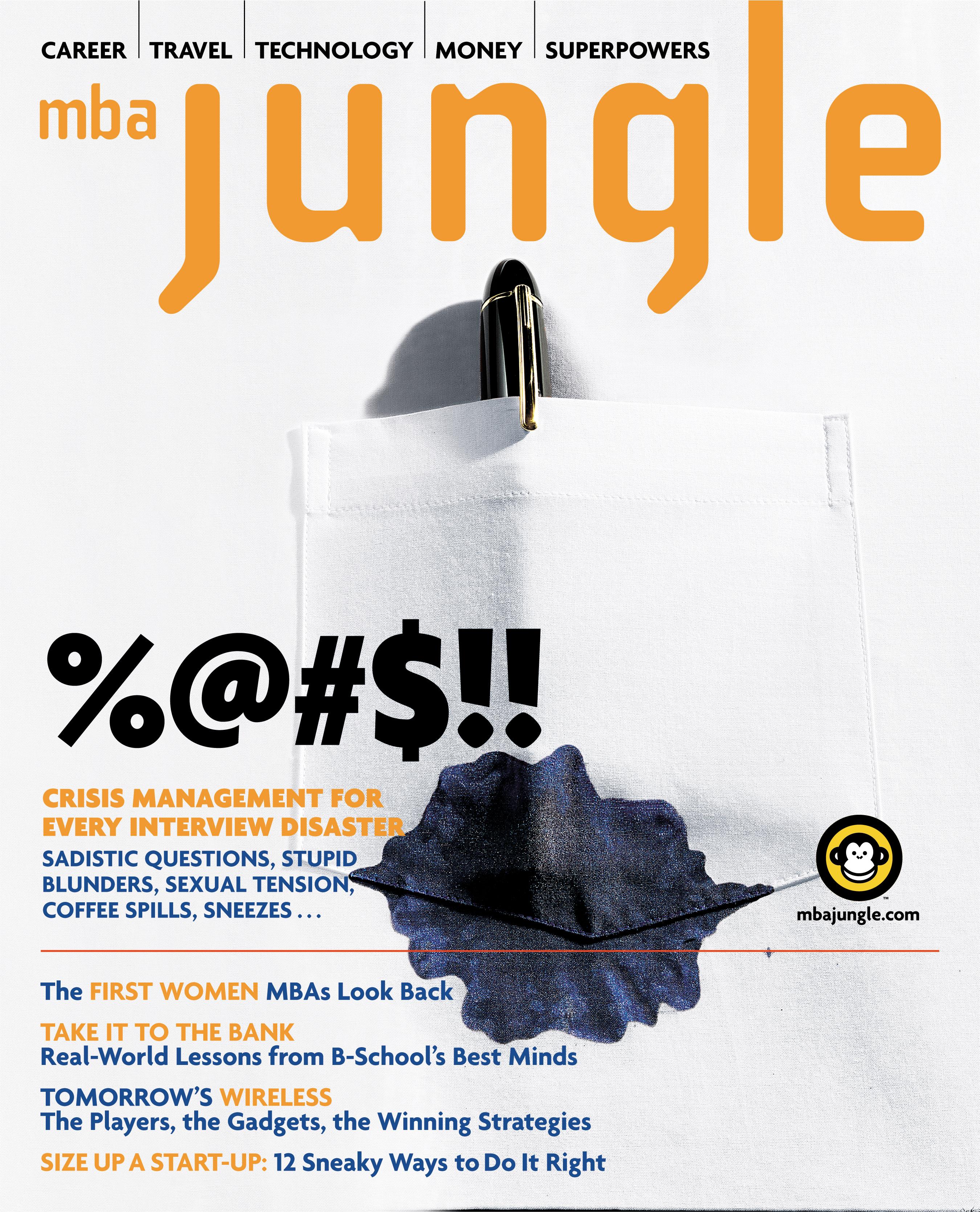 MBA Jungle Magazine