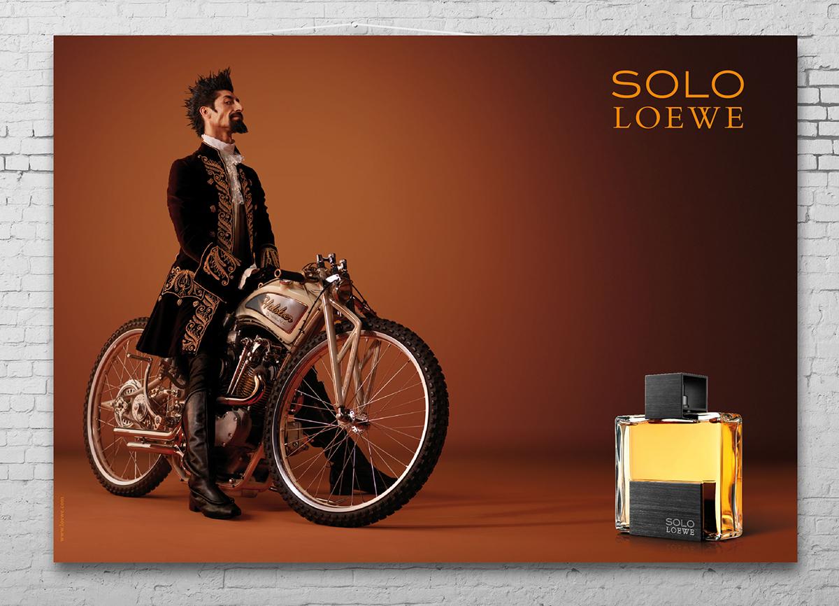 solo loewe on behance. Black Bedroom Furniture Sets. Home Design Ideas