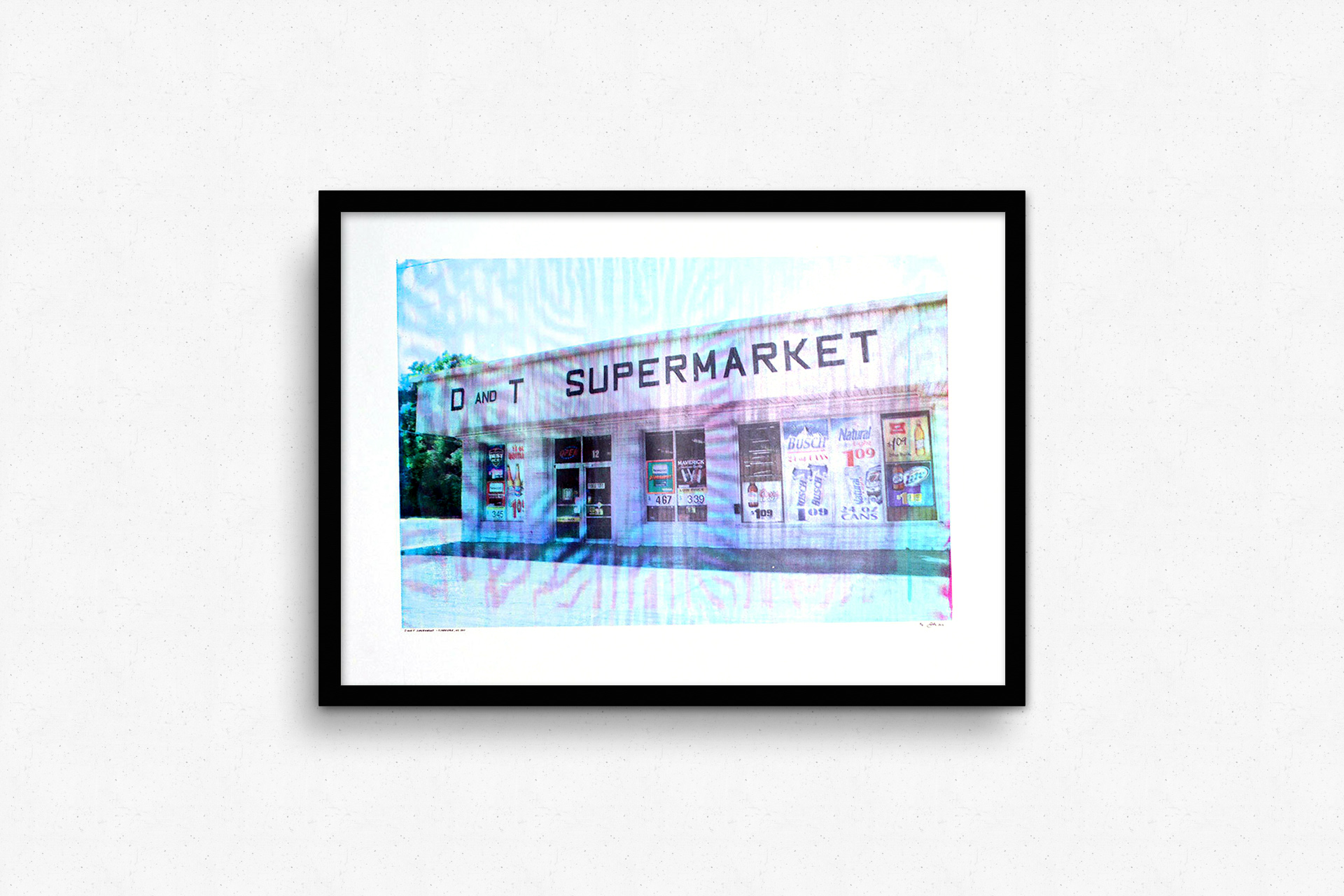 Clarksdale,MS - Screenprint